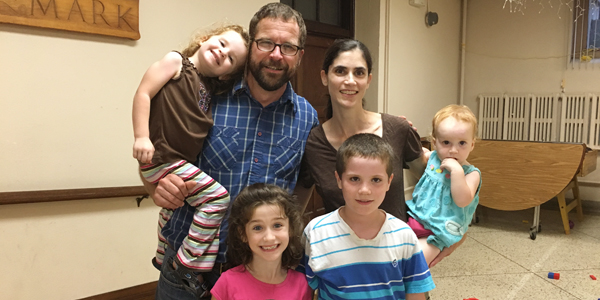 For this Family, Project Home is All About Hospitality - Interfaith